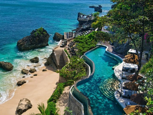 insel bali luxushotels design ferienhaus AYANA Resort and Spa