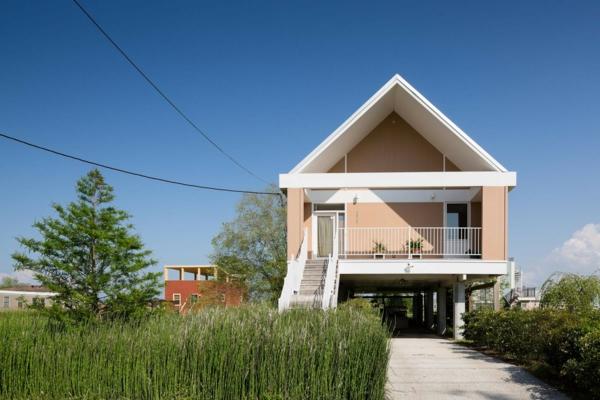 japanische architektur haus notfall moderne architektur
