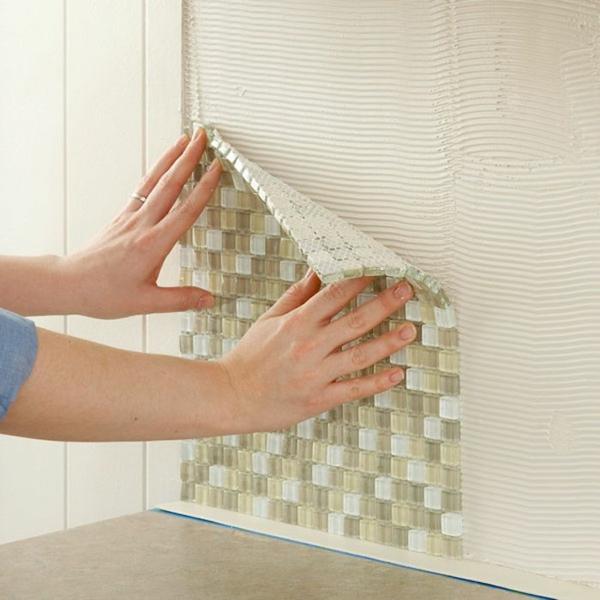 passende materialien f r die mosaikfliesen welche sie an der