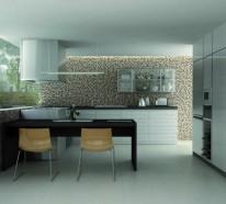 Küchenrückwand Ideen U2013 Mosaikfliesen In Der Küche