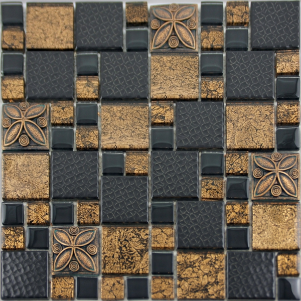 k chenr ckwand ideen mosaikfliesen in der k che. Black Bedroom Furniture Sets. Home Design Ideas