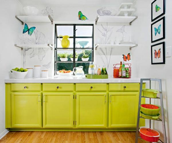 offene küche kleines wohnzimmer : Kleine offene kche einrichten ...
