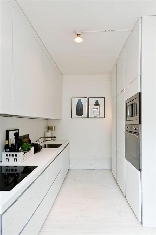 Küche Einrichten Grün