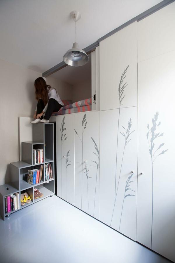 Kleine Wohnung Einrichten Einzimmerwohnung