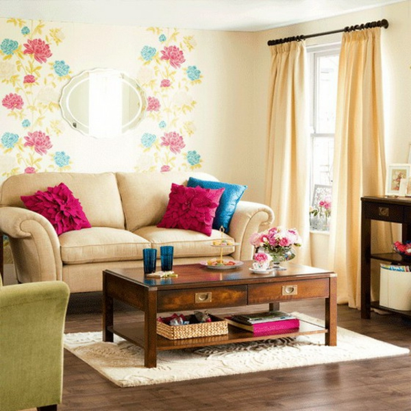 wohnung modern einrichten ideen: wohnzimmer einrichten ideen at ...