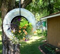 Kreative Wohnideen mit Autorädern, die Sie faszinieren und inspirieren