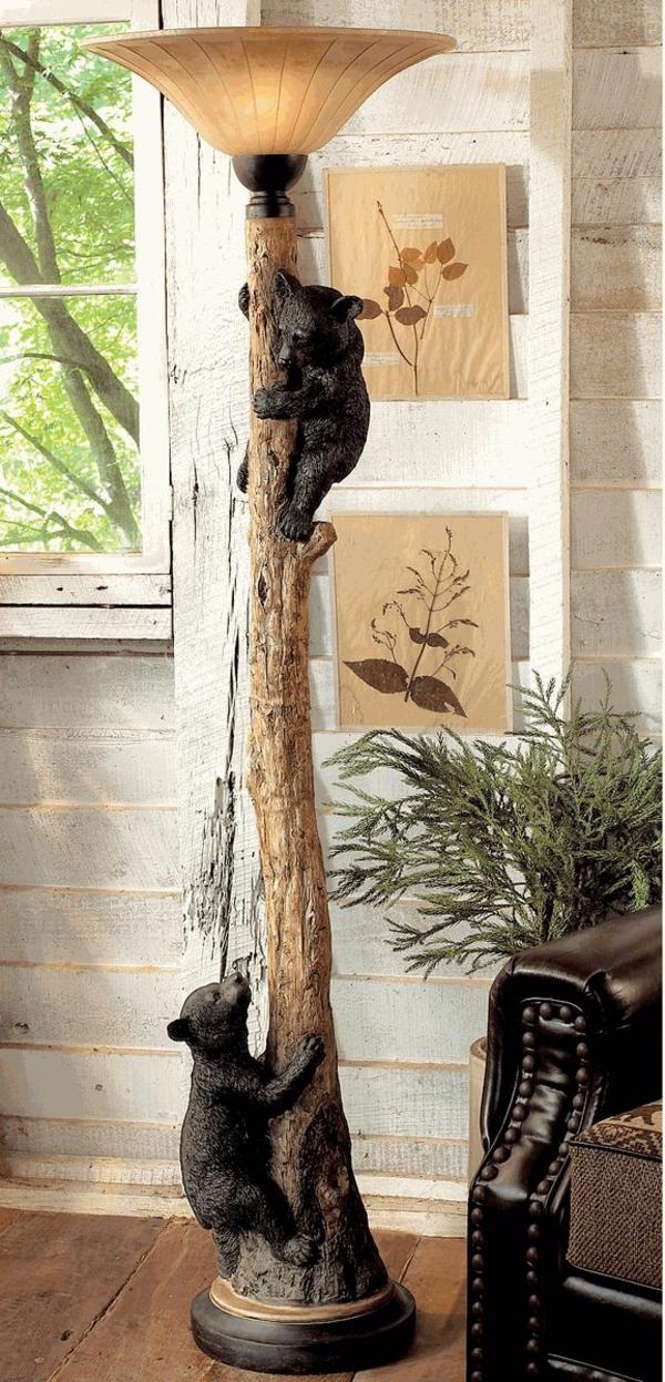 lampenschirm stehlampe eine wertvolle deko f rs interieur. Black Bedroom Furniture Sets. Home Design Ideas
