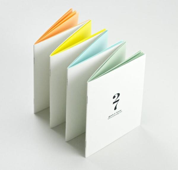 Leporello basteln – einfache Bastelideen mit Papier