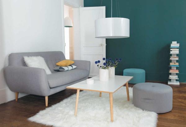 möbel retro stil wohnzimmer einrichtung