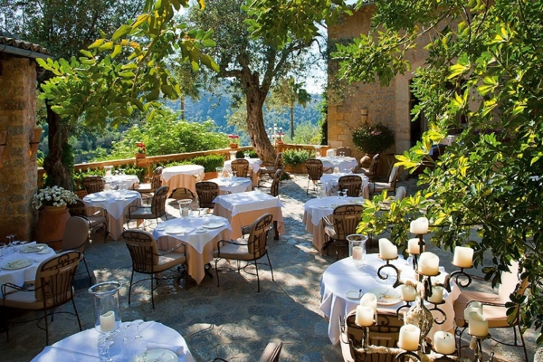 mallorcaurlaub traditionell restaurant