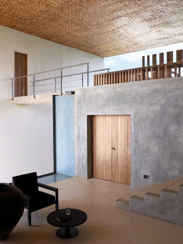 Moderne architektur shigeru ban innenarchitektur