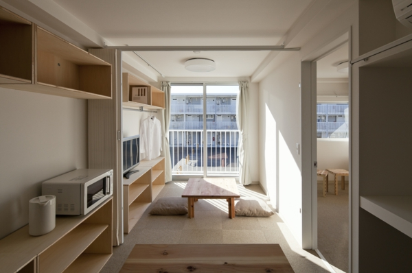 moderne architektur japaniascher architekt shigeru ban