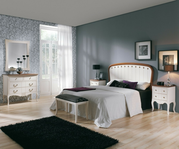 moderne wandfarben welche sind die neuen tendenzen f r 2015. Black Bedroom Furniture Sets. Home Design Ideas