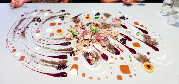 molekulare küche experimentale gastronomie kunst