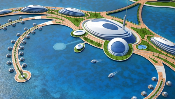 passivhaus waternest giancarlo zema amphibious resort