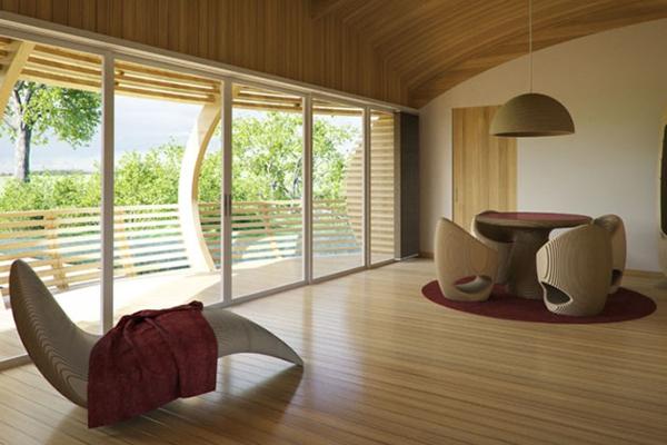 passivhaus waternest giancarlo zema ergonomische möbel