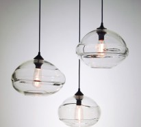 Lampenschirme Glas – Aus Glas gefertigte Lampenschirme sind so charmant!