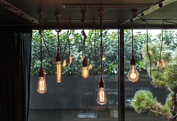 penthousewohnung glühbirnen lampen