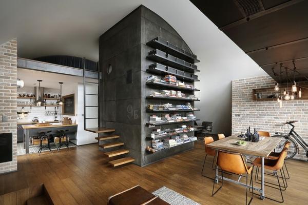 penthousewohnung sofia loft dachboden