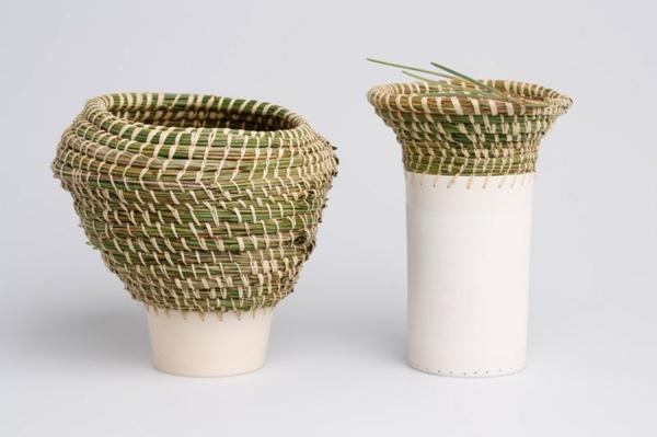 pflanztöpfe deko vasen eneida tavares korb keramik