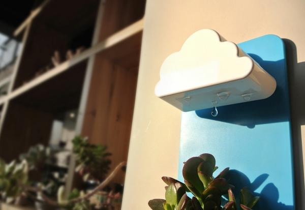 rainy pot zimmerpflanzen pflegen blumentopf hängend regenwolken