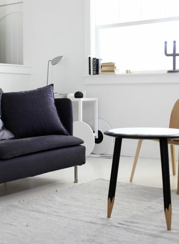 raumgestaltung ideen farbgestaltung weiß minimalistisch hell