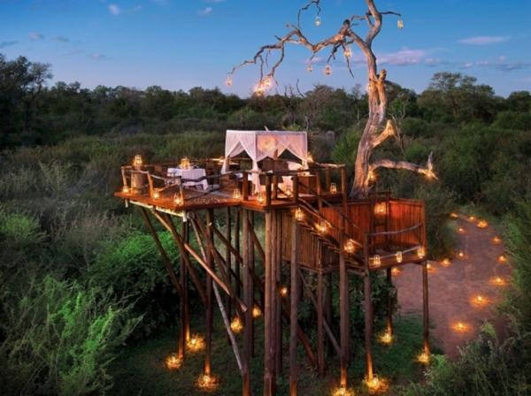 romantik wochenende hotel lion sands südafrika