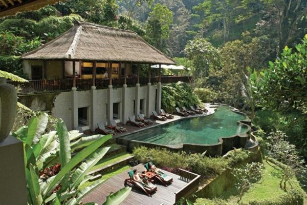 romantik wochenende hotel ubud bali indonesien