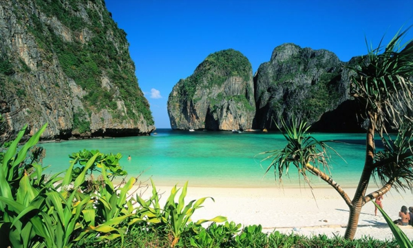 romantik wochenende strand hong thailand