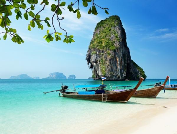 romantik wochenende thailand hong strand