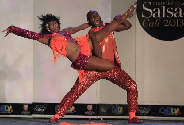 salsa musik festival tanzen cali kolumbien