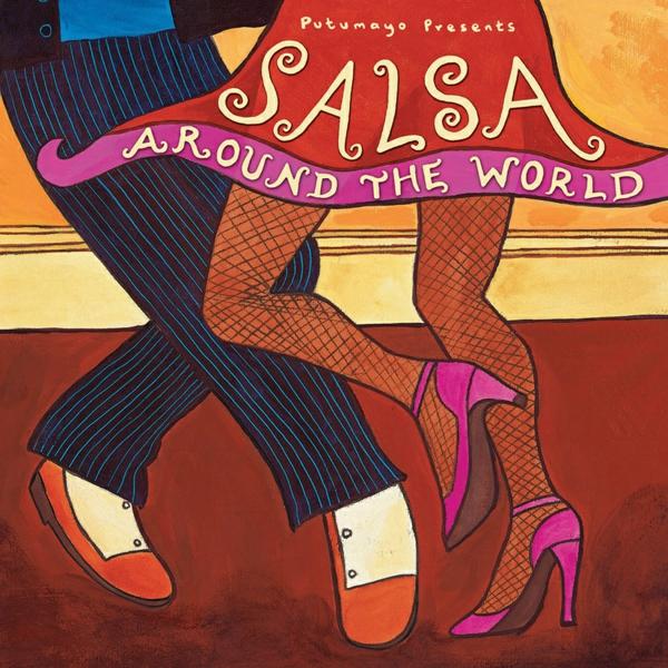 salsa musik hören putumayo album