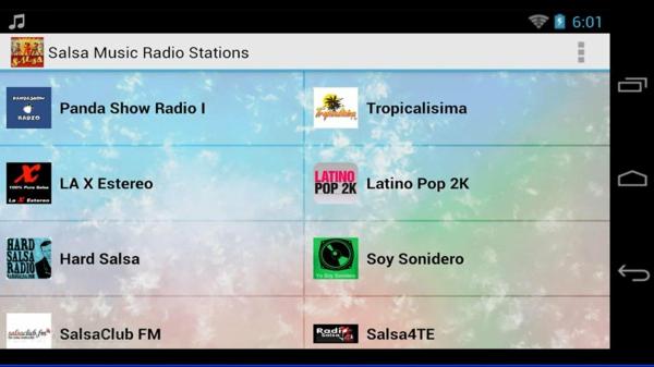 salsa hören radiosender