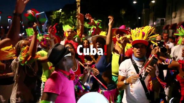 salsa musik hören salsafestival kuba