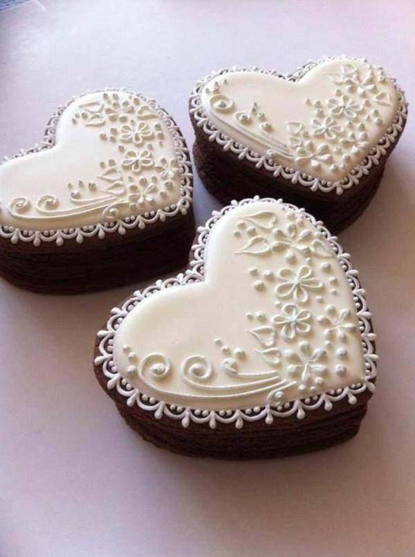... Kuchen – Ideen, wie Sie faszinierende niedliche Mini Kuchen schaffen