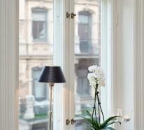 fensterbank deko stilvolle deko ideen f r die fensterbank. Black Bedroom Furniture Sets. Home Design Ideas
