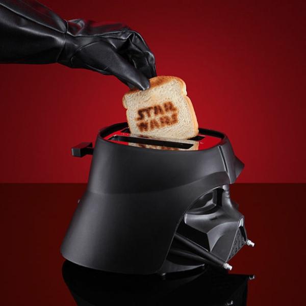 schöne wohnideen toaster design darth veder