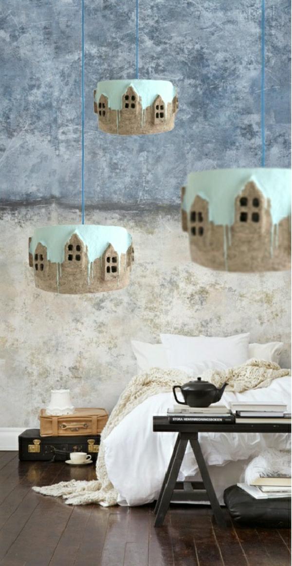 schlafzimmer beleuchtung pendelleuchten Marion Westerman