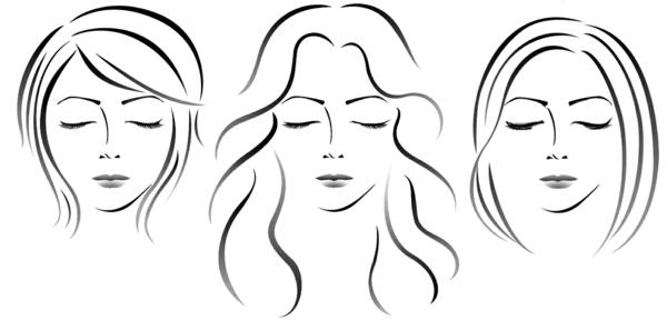 schminktipps augen gesichtsform frisuren make up