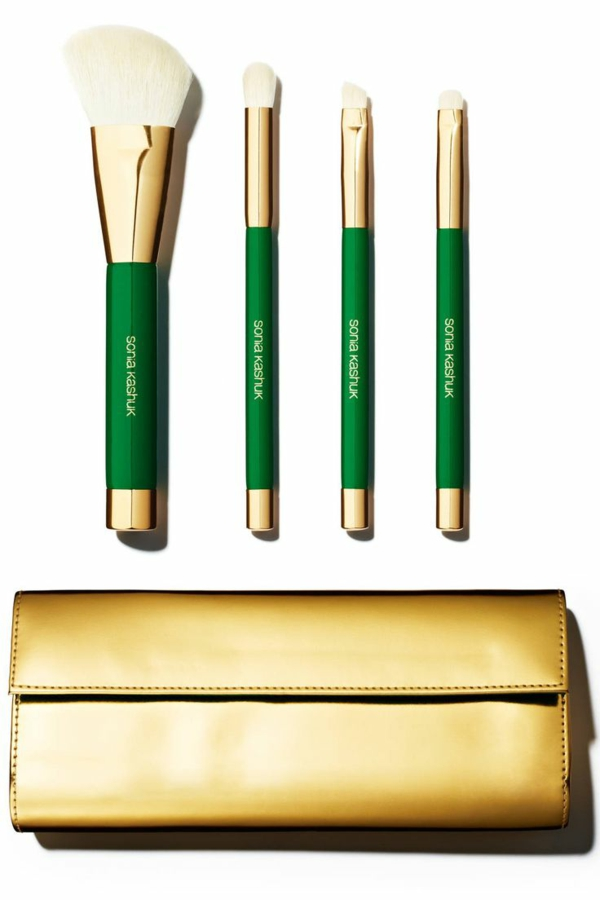 schminktipps schminkpinsel make up pinsel set Sonia Kashuk