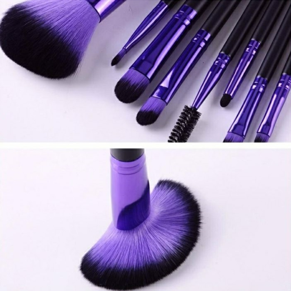 schminktipps schminkpinsel make up pinsel set vidalux