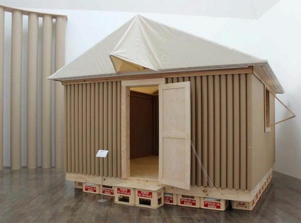 shigeru ban haus karton japanishe architektur