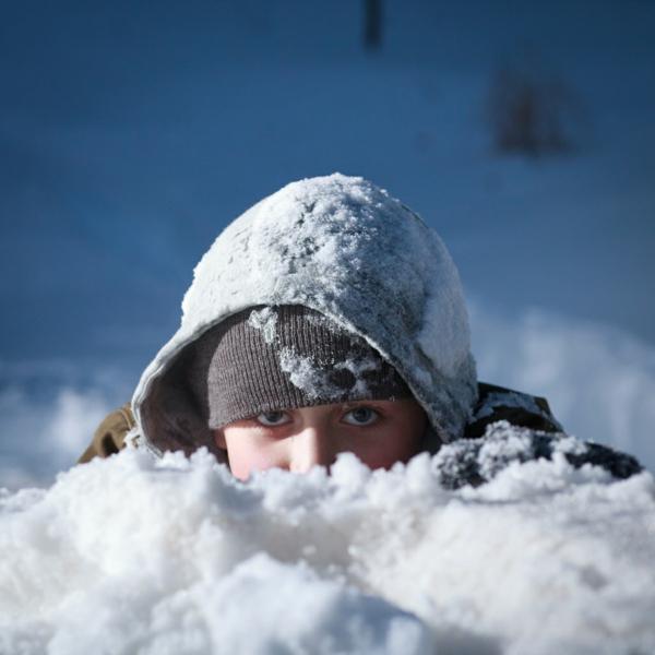 sich entspannen techniken schnee genießen