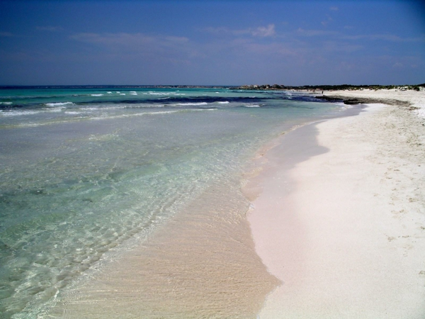 spanienurlaub es trenc weißer sand azur wasser