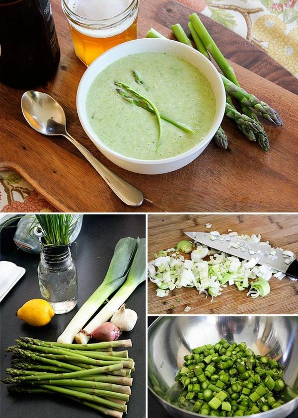 Wie gesund ist spargel und kann uns der rohe spargel satt machen - Richtig spargel kochen ...