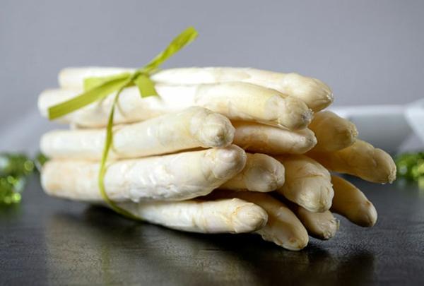 spargel gesund essen spargel arten weißer spargel