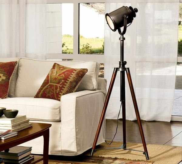 Lampenschirm Stehlampe Eine Wertvolle Deko F 252 Rs Interieur