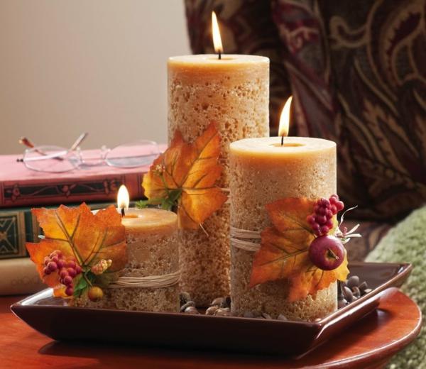 Lovely 2. Symbol Kerzen Dekoration Ideen Pictures
