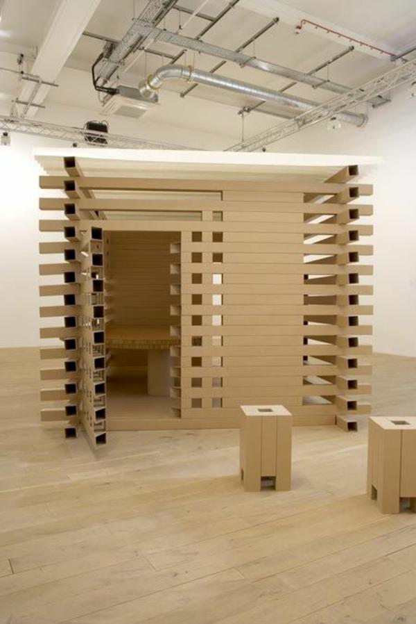 teehaus shigeru ban architektur modern karton