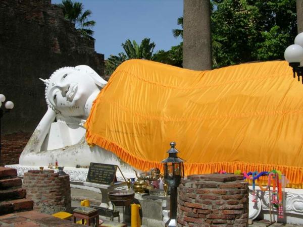 thailandurlaub reisen und urlaub Ayutthaya reise nach thailand bangkok